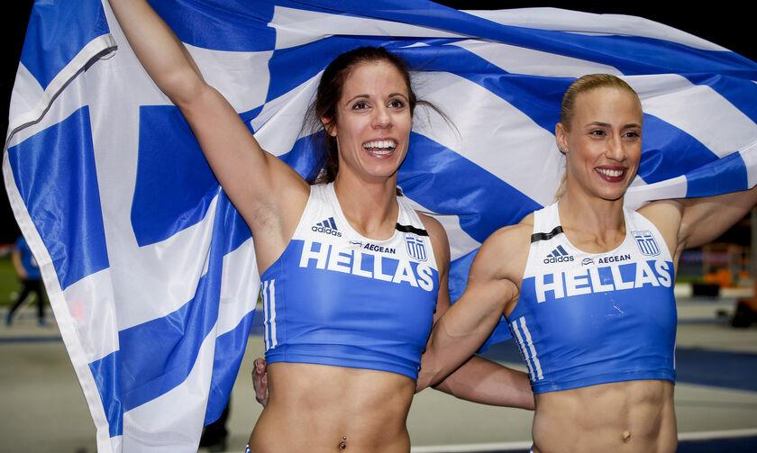 Ολυμπιακοί Αγώνες 2020: Πότε παίζουν στον τελικό του επί κοντώ η Στεφανίδη και η Κυριακοπούλου
