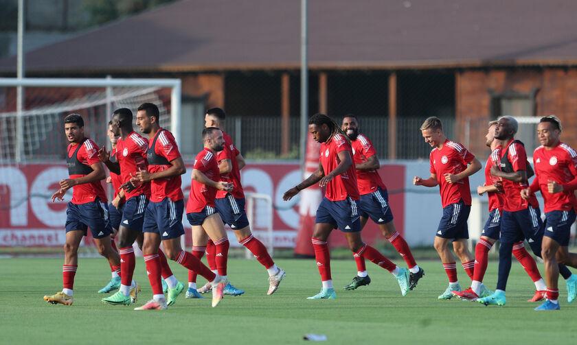 Η αποστολή του Ολυμπιακού για το ματς με τη Λουντογκόρετς