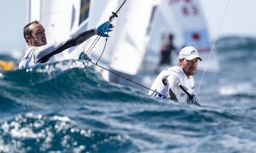 Ολυμπιακοί Αγώνες 2020: Ανέβηκαν στην 6η θέση οι Μάντης και Καγιαλής