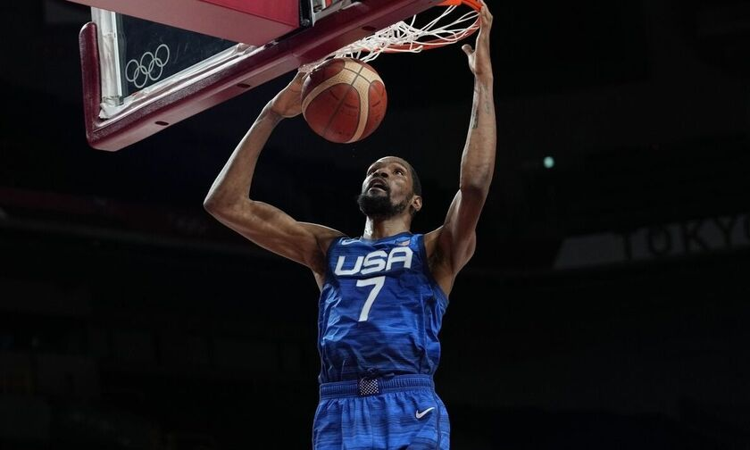 Ολυμπιακοί Αγώνες 2020: Στα ημιτελικά οι ΗΠΑ, 95-81 την Ισπανία (vid)