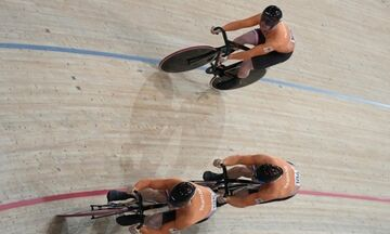 Ολυμπιακοί Αγώνες 2020: Χρυσό η Ολλανδία στο ομαδικό σπριντ ανδρών
