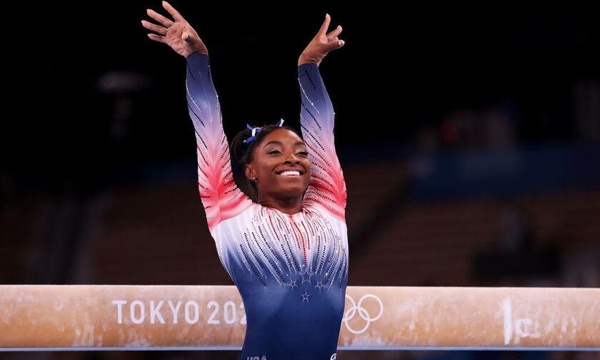 Ολυμπιακοί Αγώνες 2020: Χάλκινο για Μπάιλς στην επιστροφή της, το χρυσό η Τανγκ (vids)