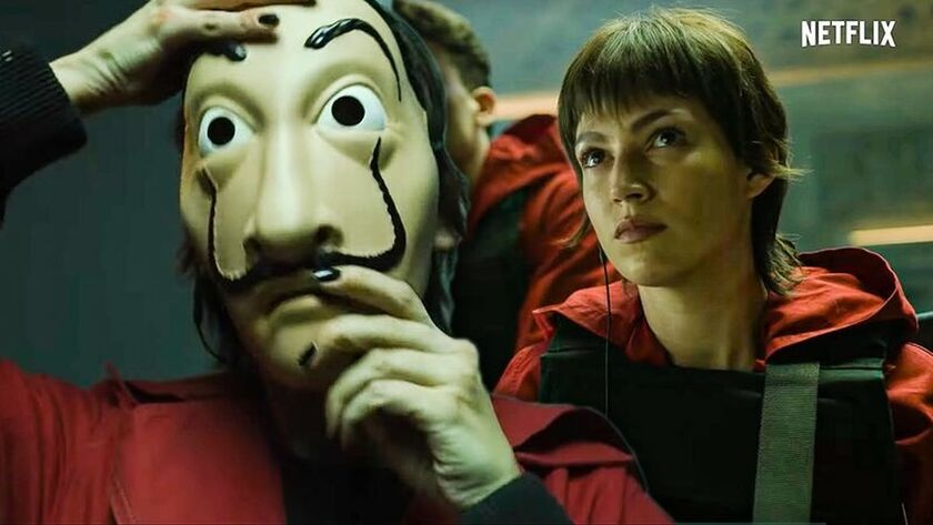 Netflix: La Casa De Papel - Κυκλοφόρησε το τρέιλερ της τελευταίας σεζόν! (vid)