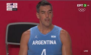 Aργεντινή: Tρομερή σκηνή - Συμπαίκτες και αντίπαλοι έκαναν standing ovation στον Λουίς Σκόλα (vid)