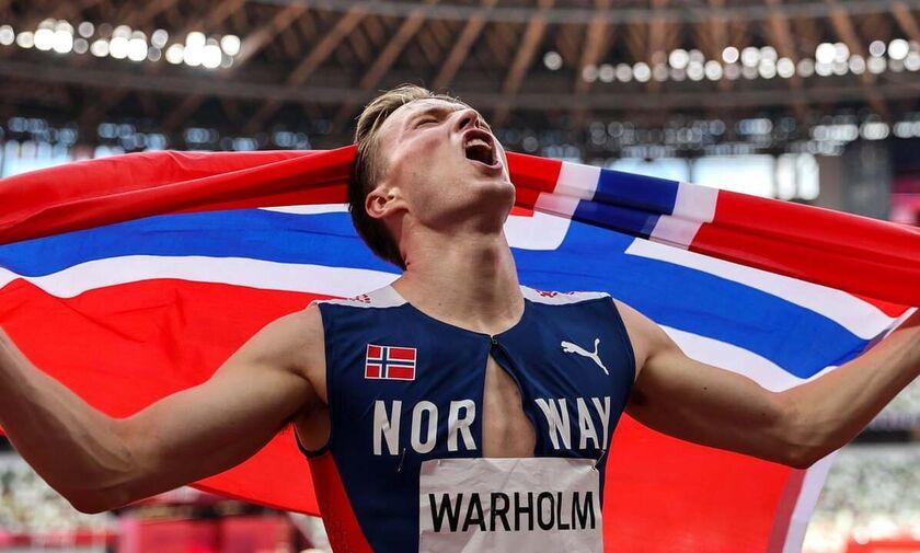 Ολυμπιακοί Αγώνες 2020: Βάρχολμ: «Έμπνευσή μου ήταν οι Ολυμπιακοί του 2004 στην Αθήνα» (vid)