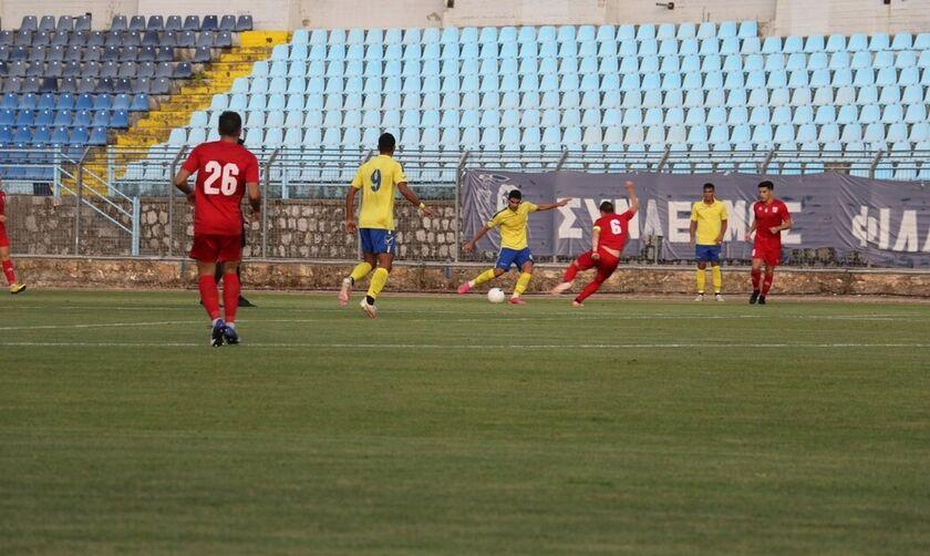 Παναιτωλικός – Βόλος 0-1: Φιλική νίκη στη Λαμία