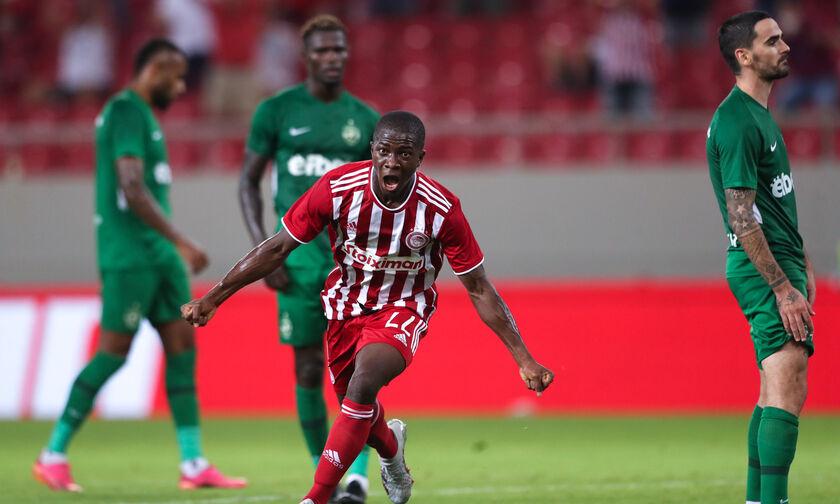 Ολυμπιακός-Λουντογκόρετς 1-1: Τον κράτησε όρθιο ο Αγκιμπού Καμαρά (highlights)