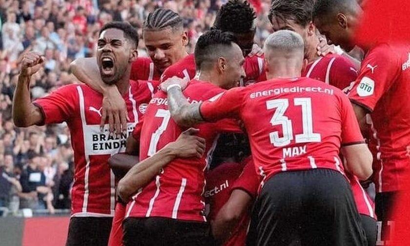 Με το ένα... πόδι στα πλέι οφς του Champions League Moνακό και Αϊντχόφεν!