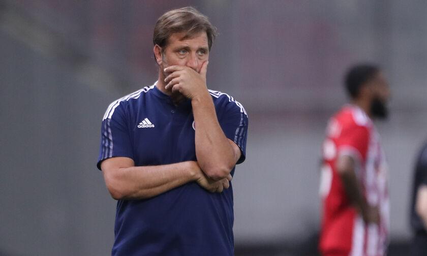 Μαρτίνς: «Δεν στάθηκε στο ύψος του Champions League ο διαιτητής»