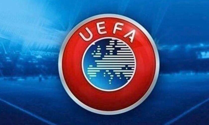Κατάταξη UEFA: Στην 19η θέση η Ελλάδα, μακριά από τις πρώτες 15 χώρες