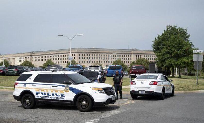 Ένας νεκρός αστυνομικός και πολλοί τραυματίες από πυροβολισμούς έξω από το Πεντάγωνο!