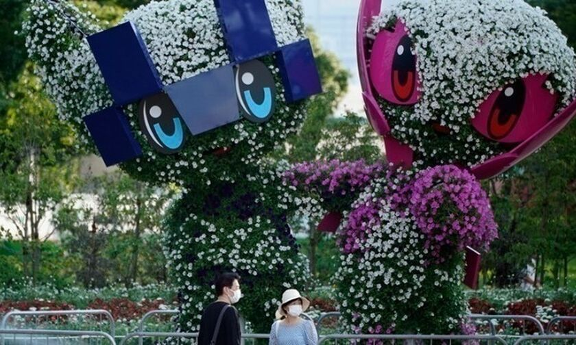 Το Τόκιο ανακοίνωσε ρεκόρ κρουσμάτων (4.166)