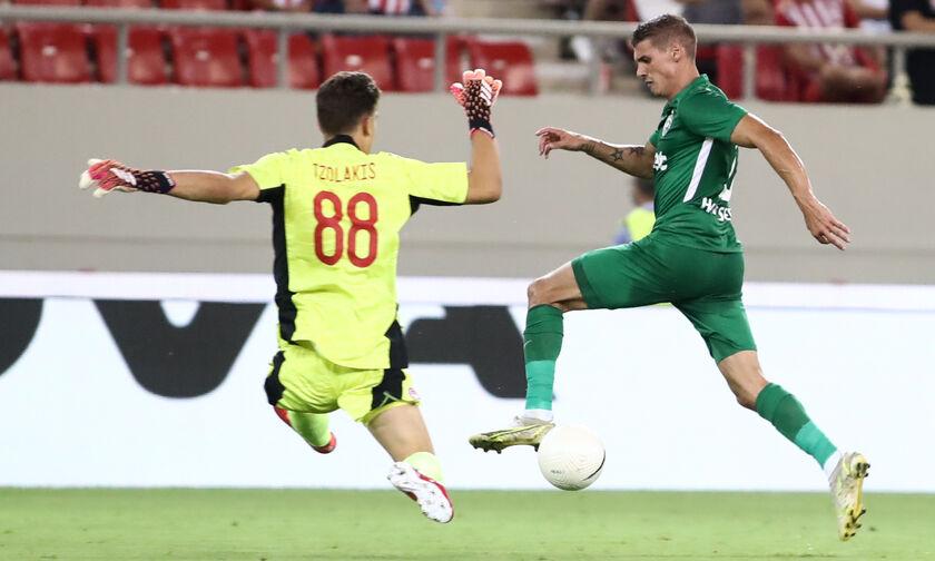 Ντεσπόντοφ για τον επαναληπτικό με τον Ολυμπιακό: «Ελπίζω στη ρεβάνς να πάει η μπάλα μέσα»