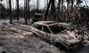 Χαρδαλιάς: «Έχουν καεί 12.500 στρέμματα στη Βαρυμπόμπη, εξαιρετικά δύσκολη νύχτα»