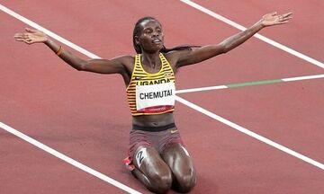 Ολυμπιακοί Αγώνες 2020: Το χρυσό η Πέρουτ Τσεμουτάι στα 3.000μ στιπλ (vid)