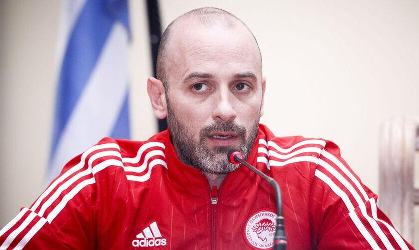 Χάντμπολ: Νέος προπονητής της Εθνικής ο Γιώργος Ζαραβίνας