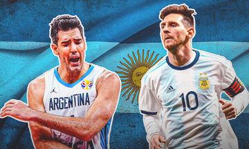 Μέσι: Ευχαριστούμε Σκόλα, είσαι σημείο αναφοράς στον Αργεντίνικο αθλητισμό!