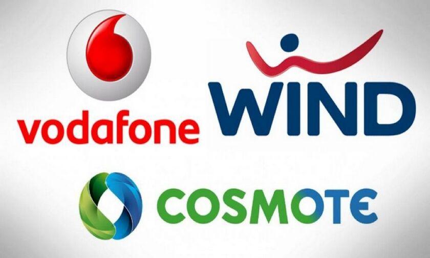 Φωτιές - Cosmote, Vodafone, Wind: Δωρεάν λεπτά ομιλίας και δεδομένα στους πυρόπληκτους