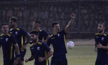 Φιλική επικράτηση της Λαμίας επί τους ΠΑΣ Γιάννινα (2-0)!