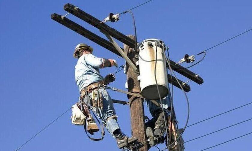 ΔΕΔΔΗΕ: Διακοπή ρεύματος σε Περιστέρι, Πετρούπολη, Αθήνα, Πειραιά, Σαλαμίνα