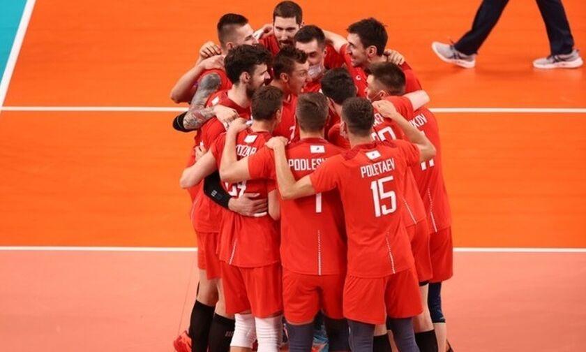 Ολυμπιακοί Αγώνες 2020: Στον τελικό η Ρωσία, αποκαθήλωσε τους Βραζιλιάνους (3-1)