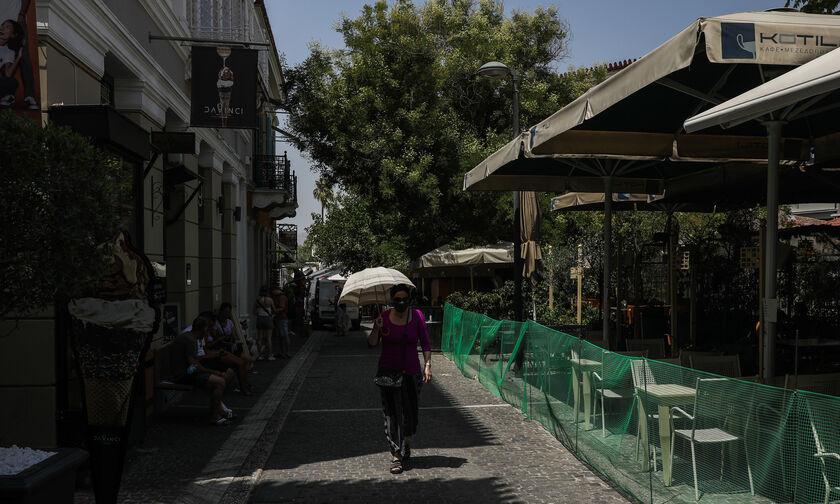 ΕΕ: Ο Ιούλιος του 2021 ο τρίτος θερμότερος στα χρονικά