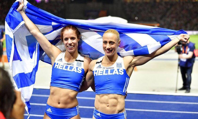 Ολυμπιακοί Αγώνες 2020: Στην 4η θέση η Στεφανίδη, 8η η Κυριακοπούλου