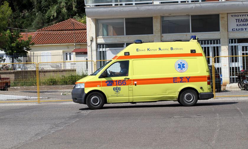 Περιστέρι: Τρεις τραυματίες από ένοπλη συμπλοκή