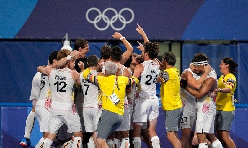 Ολυμπιακοί Αγώνες 2020: Το Βέλγιο πήρε το χρυσό στο χόκεϊ ανδρών