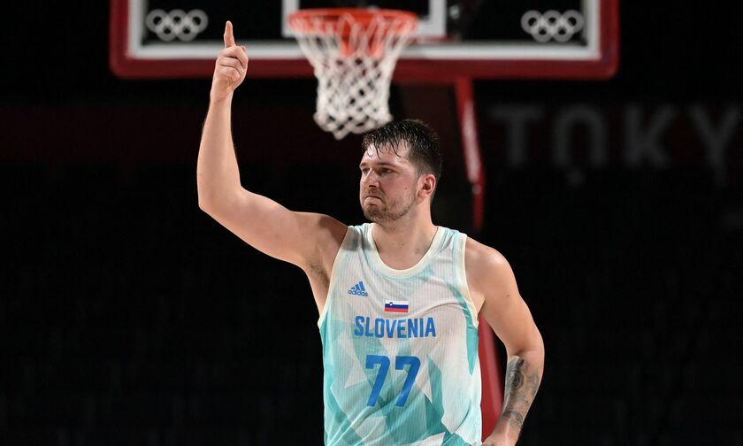 Ολυμπιακοί Αγώνες, τουρνουά μπάσκετ: Ο Λούκα Ντόντσιτς 3ος, στα χρονικά, παίκτης με τριπλ νταμπλ!