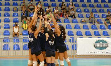 Εθνική γυναικών: Ήττα με 3-1 σετ από την Σλοβακία
