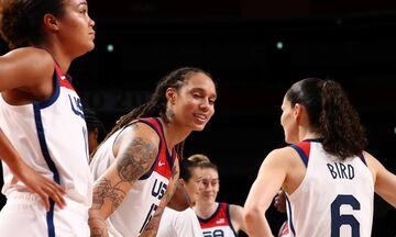Ολυμπιακοί Αγώνες 2020: Εύκολη πρόκριση στον τελικό για ΗΠΑ, 79-59 την Σερβία