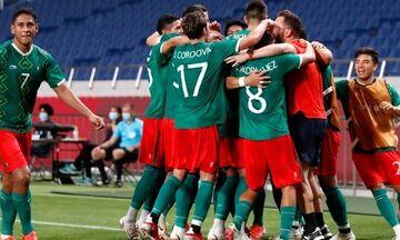 Ολυμπιακοί Αγώνες 2020: Χάλκινο για το Μεξικό στο ποδόσφαιρο, 3-1 την Ιαπωνία