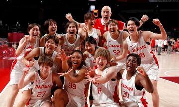 Ολυμπιακοί Αγώνες 2020: Προκρίθηκε στον τελικό η Ιαπωνία, 87-71 την Γαλλία