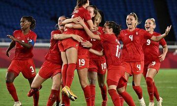 Ολυμπιακοί Αγώνες 2020: «Χρυσός» ο Καναδάς στο ποδόσφαιρο γυναικών, νίκησε τη Σουηδία στα πέναλτι!