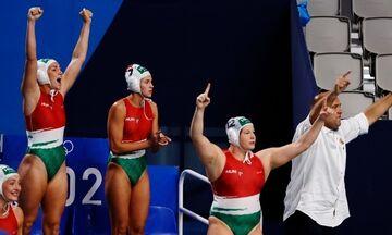 Ολυμπιακοί Αγώνες 2020: Η Ουγγαρία το χάλκινο μετάλλιο στο πόλο γυναικών