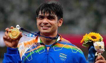 Ολυμπιακοί Αγώνες 2020: Ιστορικό χρυσό για τον Ινδό Τσόπρα στον ακοντισμό! (vid)