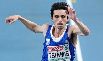 Τσιάμης: «Θέλω μετάλλιο στο Ευρωπαϊκό πρωτάθλημα»