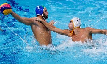 Ολυμπιακοί Αγώνες 2020: Στην 7η θέση η Ιταλία στο πόλο ανδρών