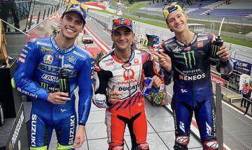 Moto GP Aυστρίας: Nίκησε o Mάρτιν