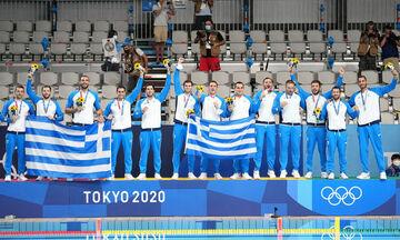 Ολυμπιακοί Αγώνες 2020: Τα 13'20'' που άλλαξαν την Ιστορία της ελληνικής υδατοσφαίρισης