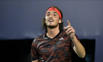 Rogers Cup: Ο Ουμπέρ ξανά αντίπαλος του Τσιτσιπά