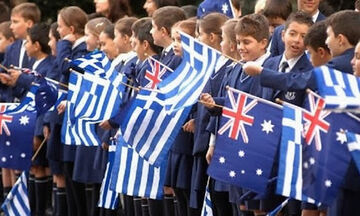 H ελληνική παροικία της Μελβούρνης στο πλευρό της Ελλάδας