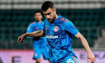 Λουντογκόρετς-Ολυμπιακός 2-2 (4-1 πέν.): Παπασταθόπουλος: «Δύσκολη νύχτα, αλλά είμαστε Ολυμπιακός»