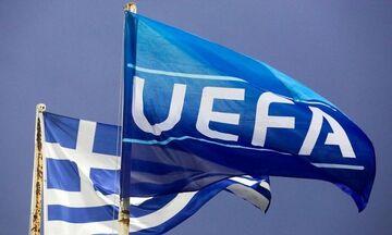 Ο αποκλεισμός του Ολυμπιακού μπορεί να φέρει την Ελλάδα έως και 22η, στην κατάταξη της UEFA!