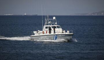 Μήλος: Βυθίστηκε σκάφος με 18 επιβαίνοντες - Γίνεται επιχείρηση διάσωσης