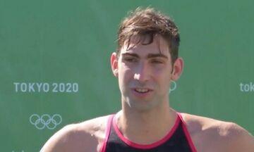 Στην Οχρίδα ο Κυνηγάκης για τον πρώτο αγώνα 10 χιλιομέτρων του Κυπέλλου μαραθώνιας κολύμβησης