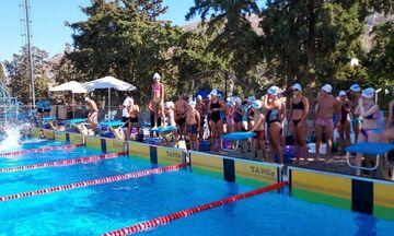 Κολύμβηση: Αναβαθμίζονται οι Δωδεκανησιακοί Αγώνες
