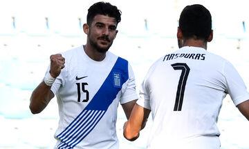 Εθνική Ελλάδας: Ανέβηκε τρεις θέσεις στο ranking της FIFA και είναι 48η