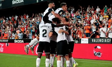 La Liga: Νικηφόρα πρεμιέρα για Βαλένθια, 1-0 την Χετάφε